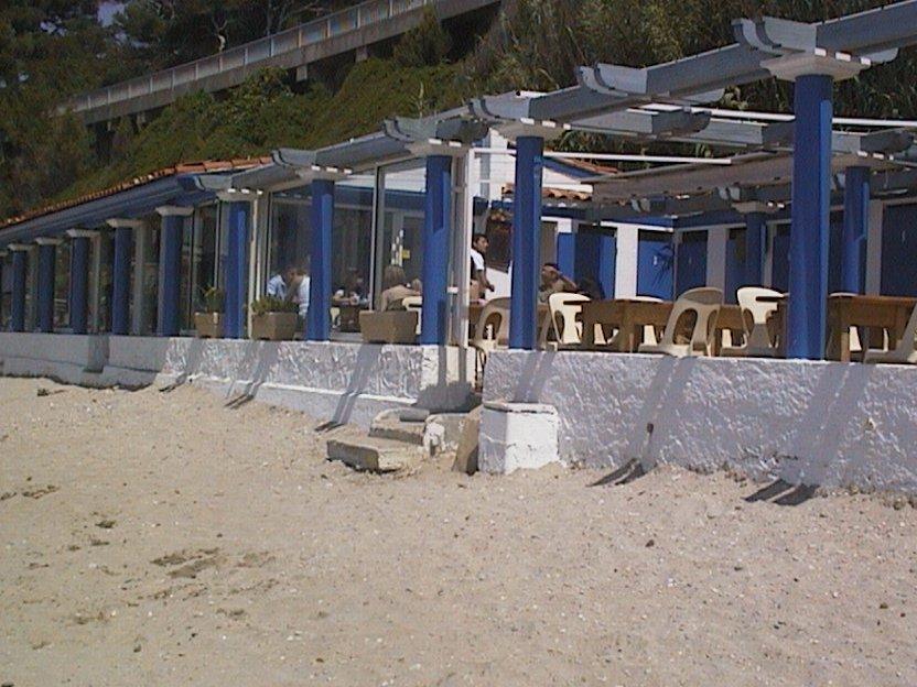 La Plage dorée - 2001 - Depuis la plage